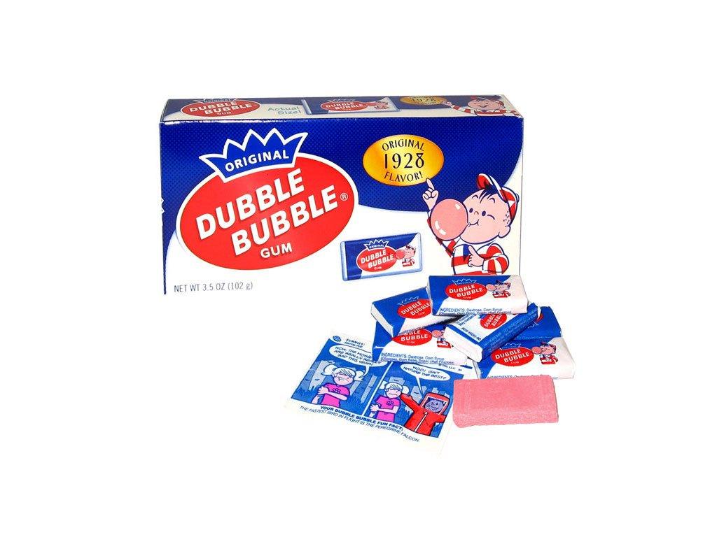Dubble Bubble Nostalgic Gum 99g