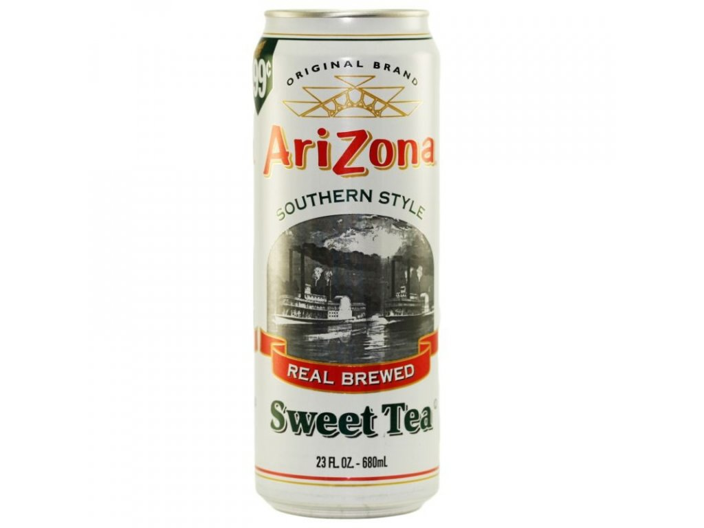 Arizona Southern Style Sweet Tea 680ml