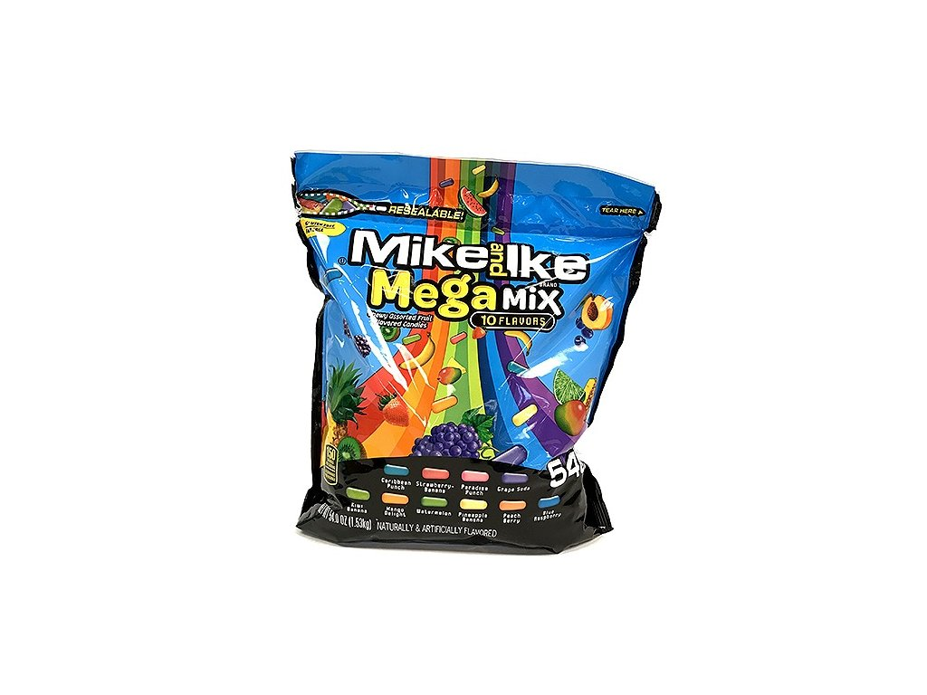 Mike & Ike Mega Mix 283g