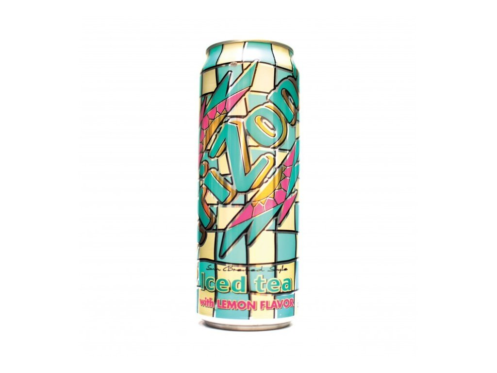 Arizona Lemon Ice Tea 680ml