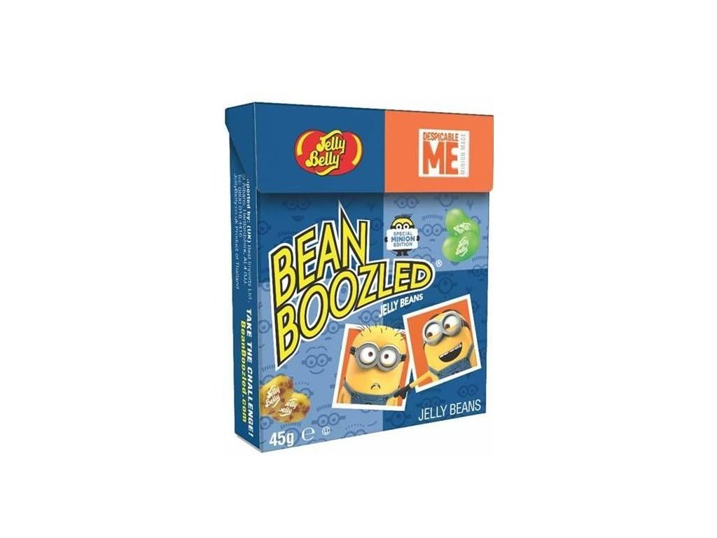Jelly Belly Bean Boozled Minions 45g