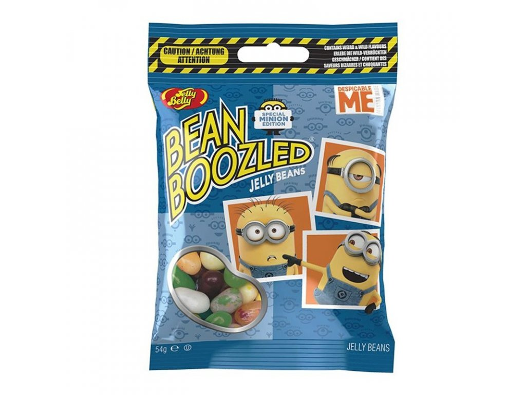 Jelly Belly Bean Boozled Minions 54g