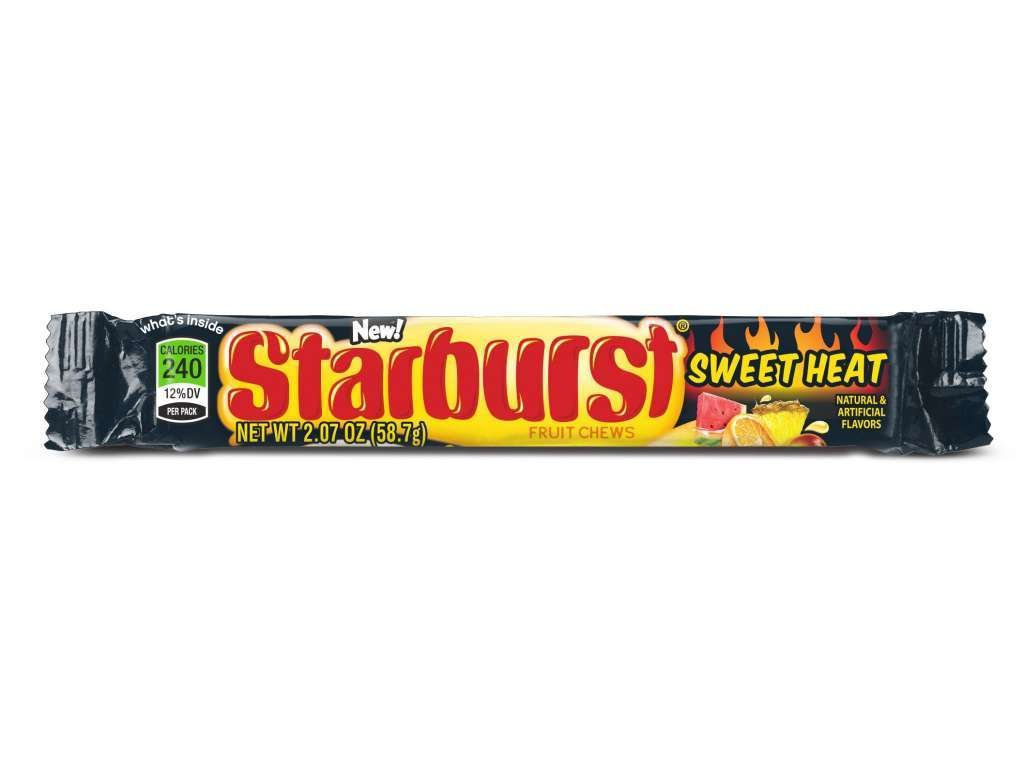 Starburts Sweet Heat 58,7g
