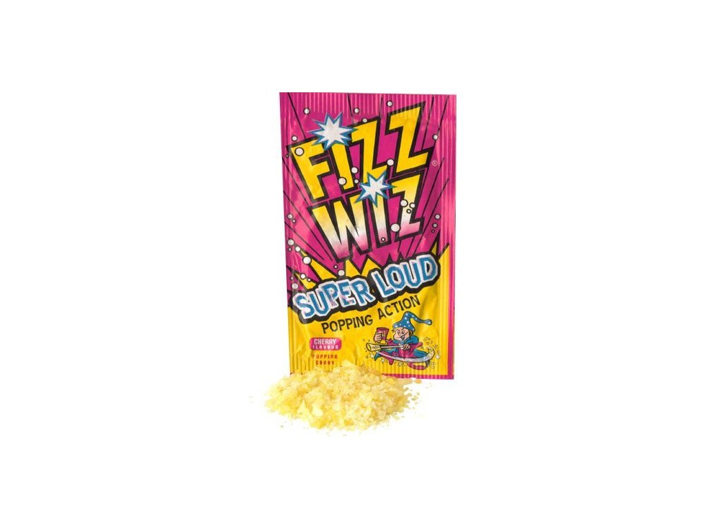 Fizz Wiz Popping Candy Cherry 5g