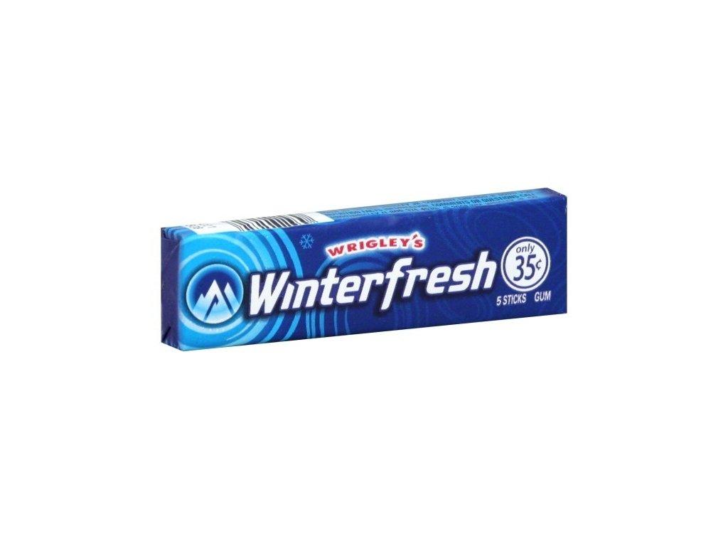 Wrigley's Winterfresh Gum 13,5g