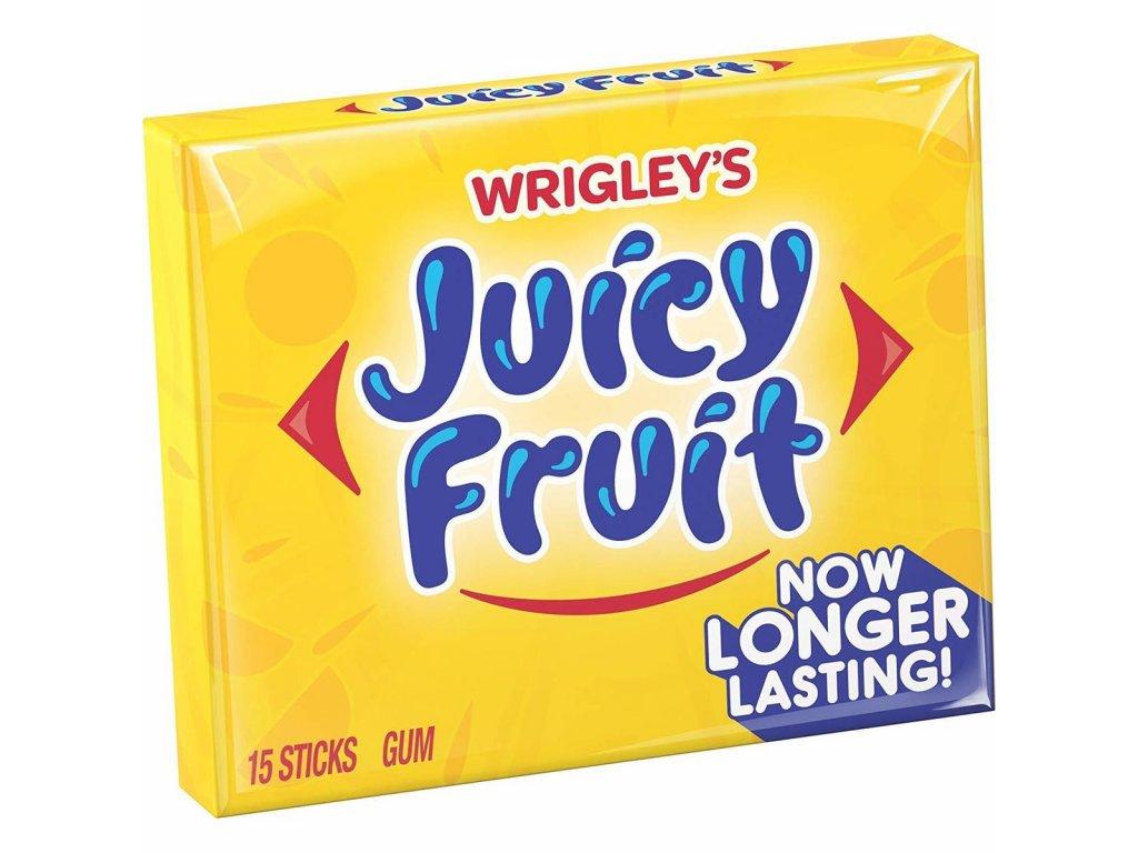 Wrigley's Juicy Fruit Slim 49g