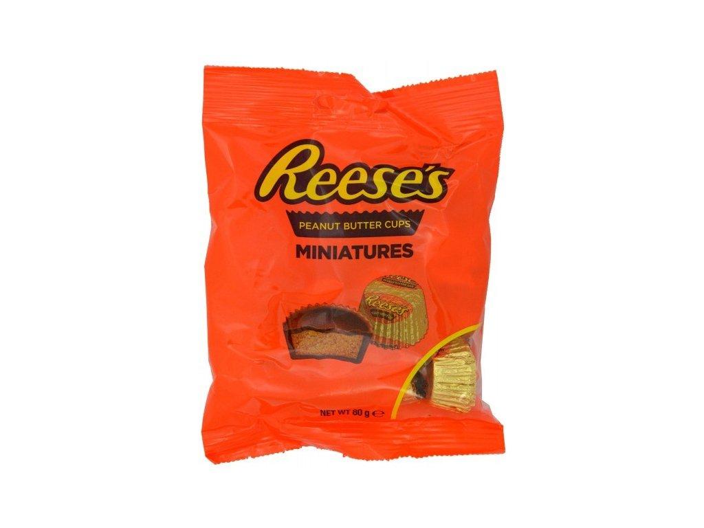 Reese's Peanut Butter Miniatures 80g