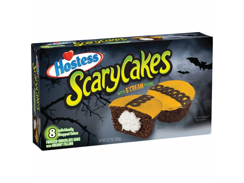 Hostess ScaryCakes Cupcakes 360g