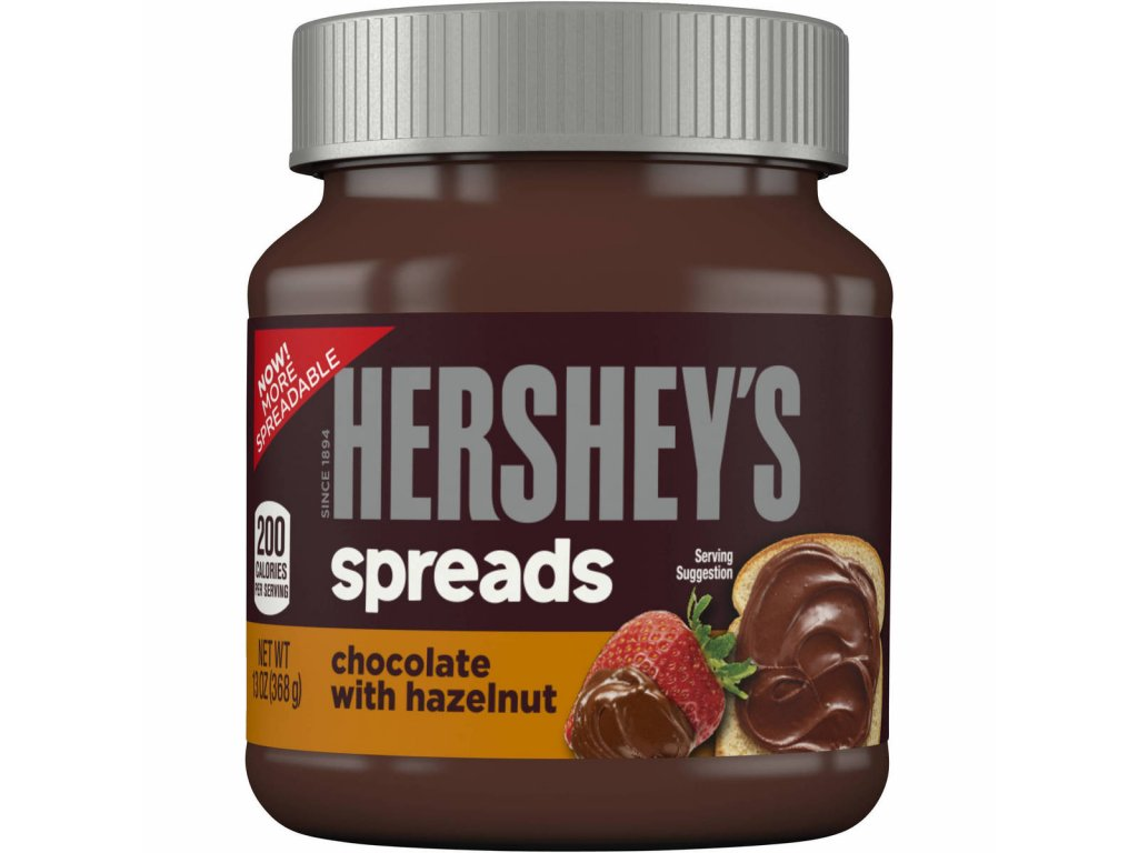 Hershey's Chocolate wit Hazelnut Spread 371g