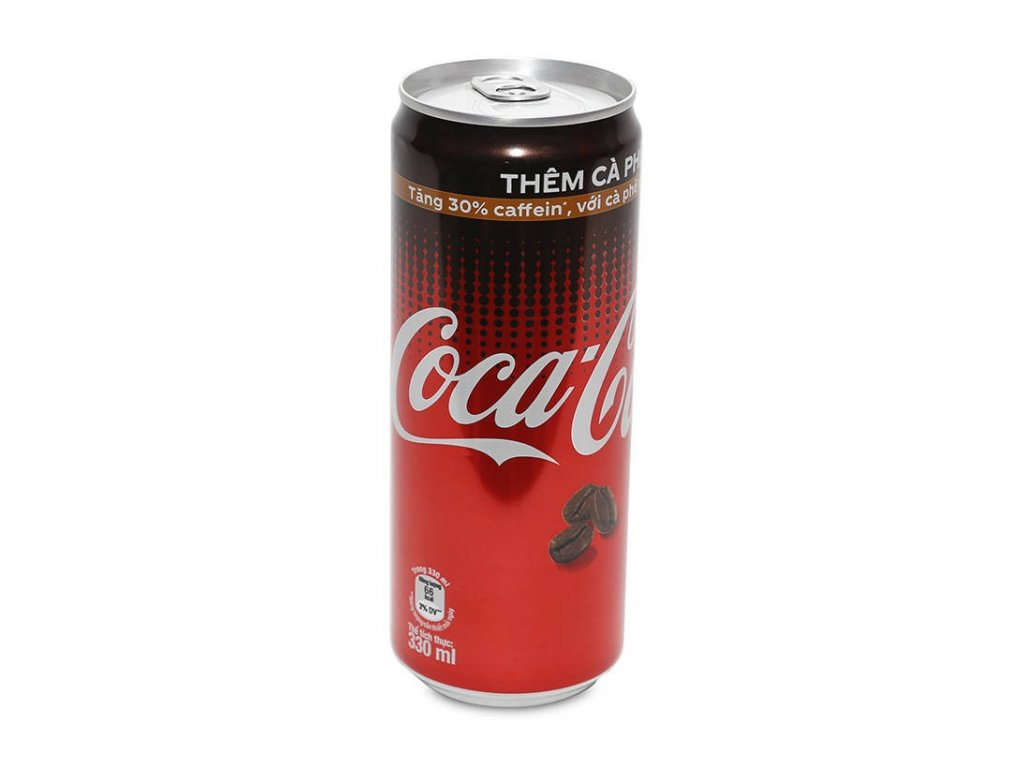 Coca Cola Plus Coffe 330ml