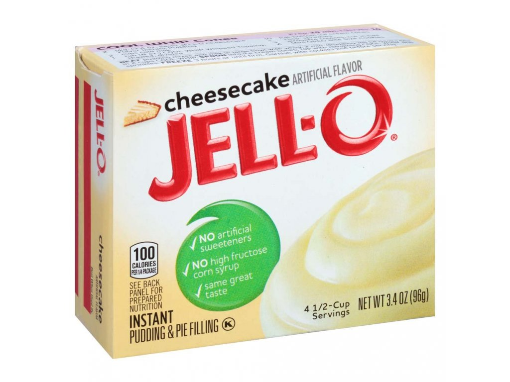 jello cheesecake