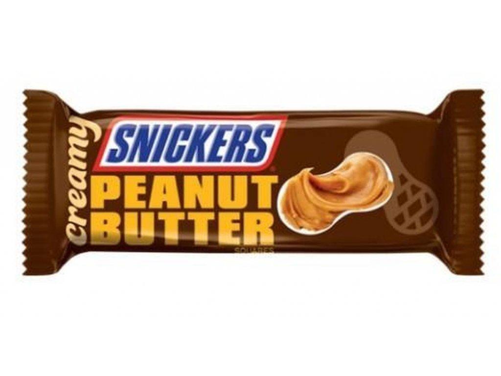 snickers creamy pea