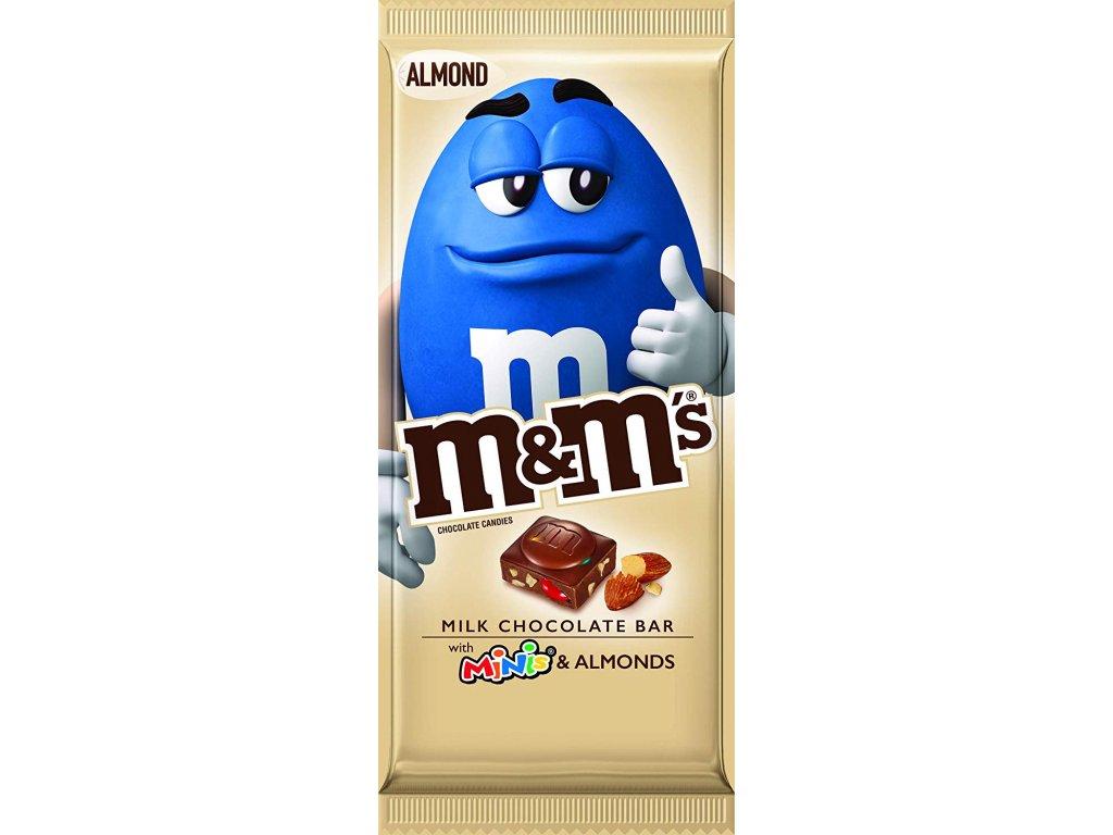 mms almond bar