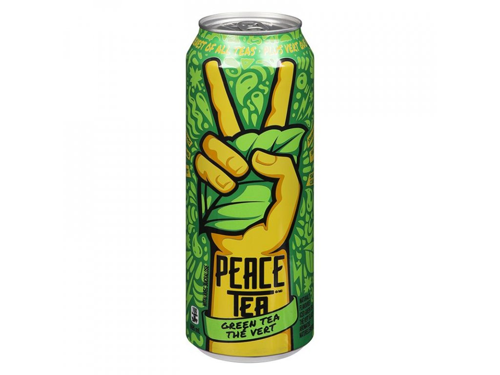 peace tea green