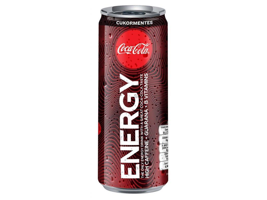 coca energy