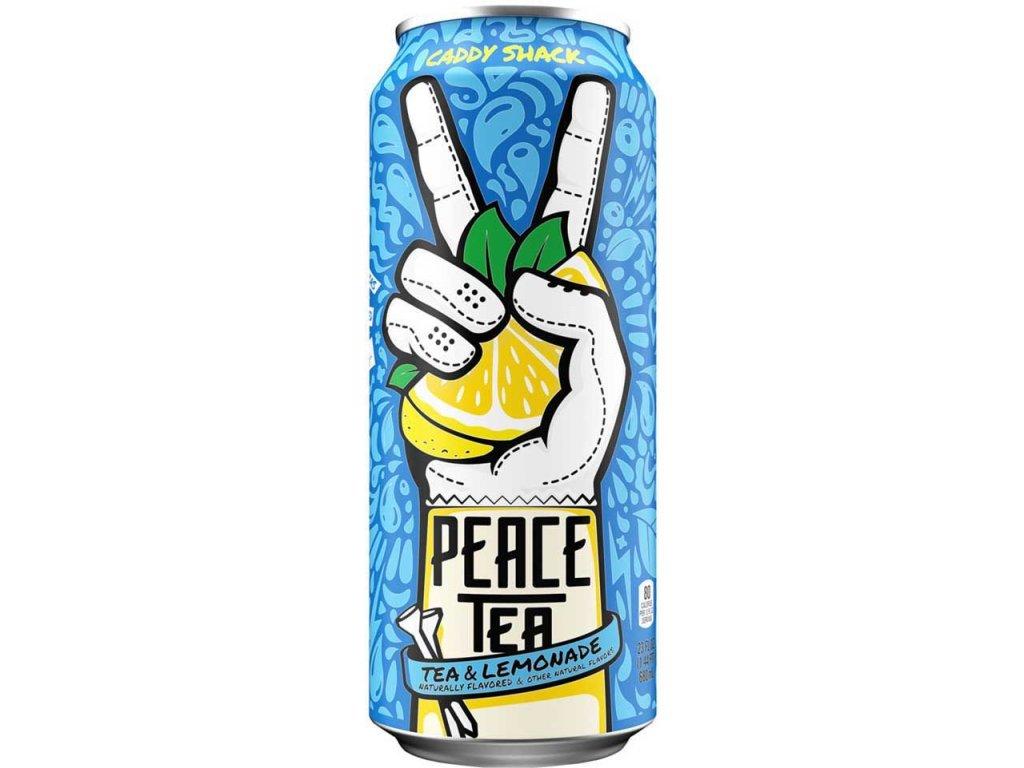 Peace Tea Caddy Shack Tea & Lemonade 695ml