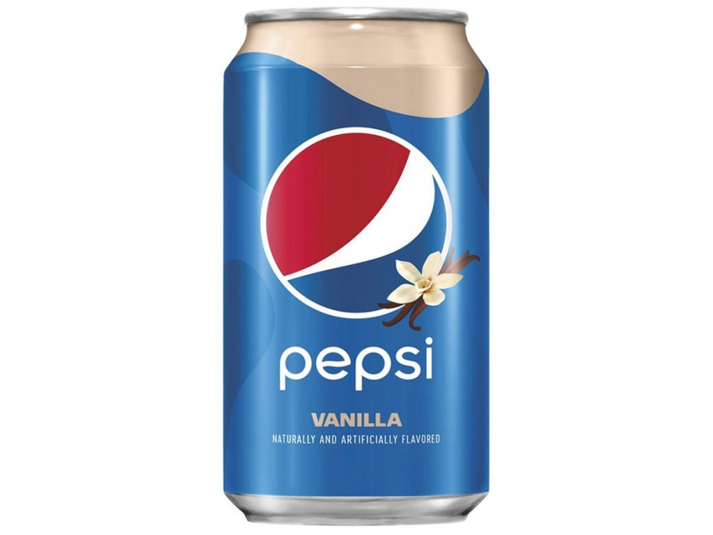Pepsi Vanilla 355ml