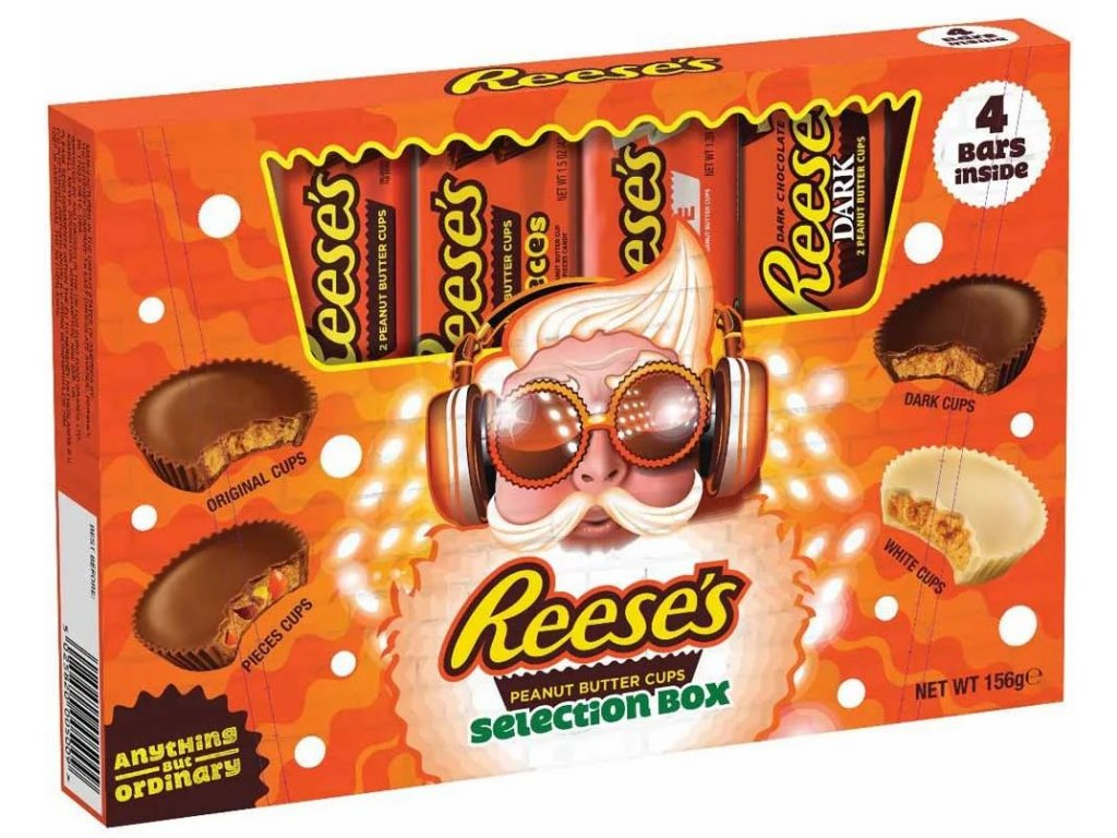 Reeses's Peanut Butter Selection Box 156g