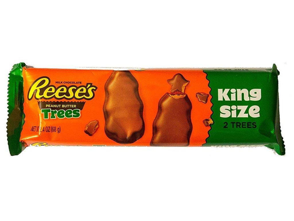 Reese's Xmas Trees King Size 68g