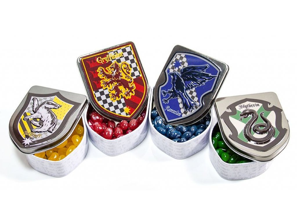 Harry Potter Crest Tin 28g