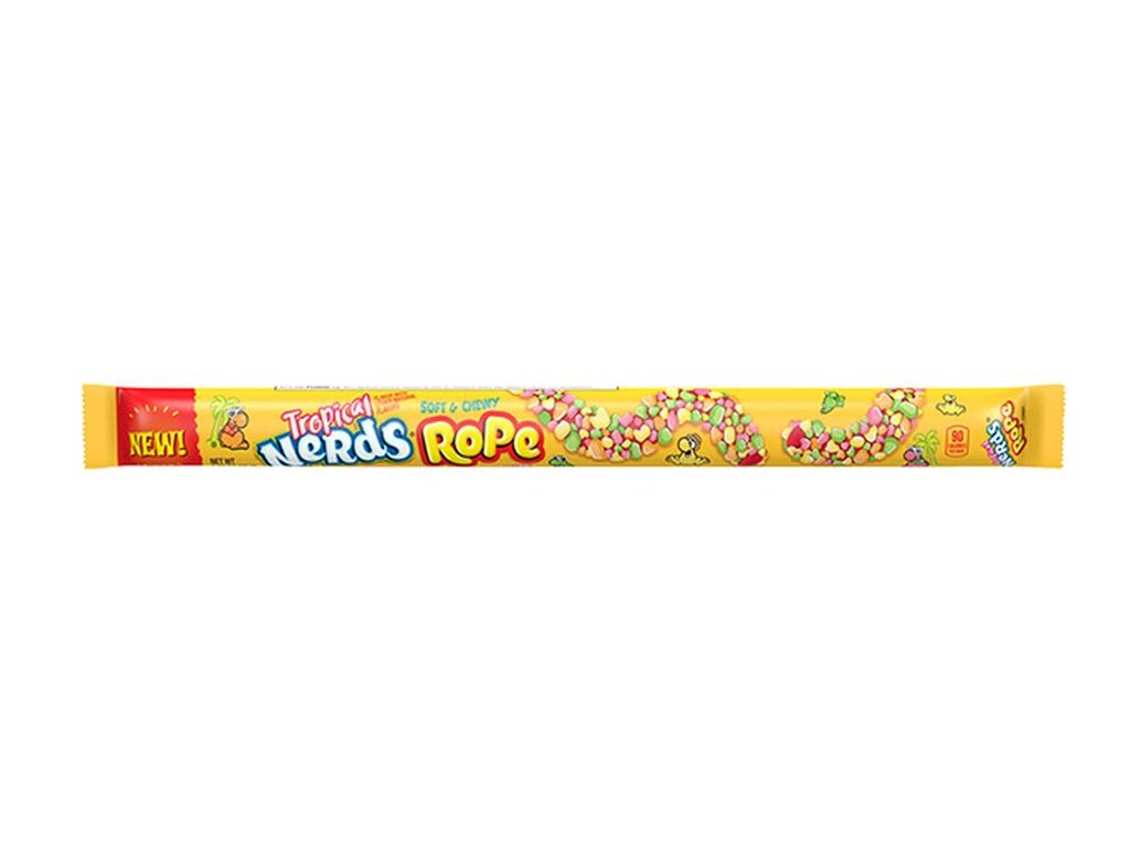 Wonka Nerds Rope Tropical 26g