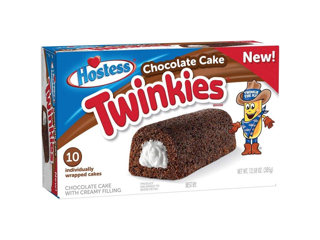 Hostess Chocolate Cake Twinkies 385g