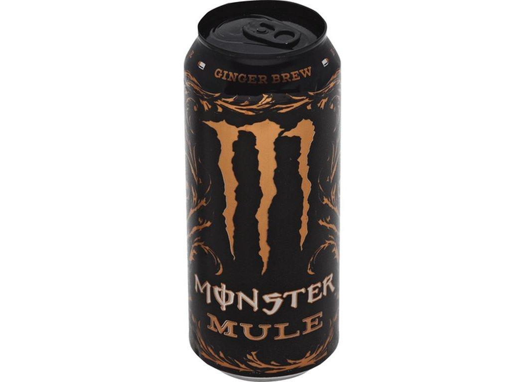 Monster Energy Mule Ginger Brew 473ml
