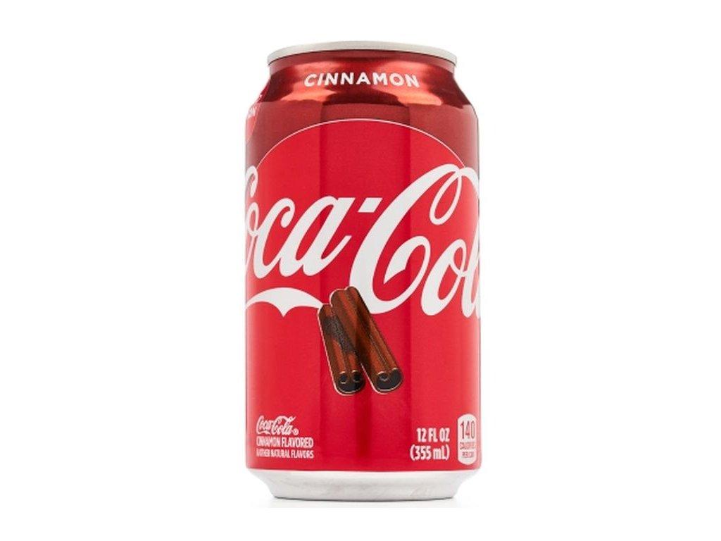 Coca Cola Cinnamon 355ml