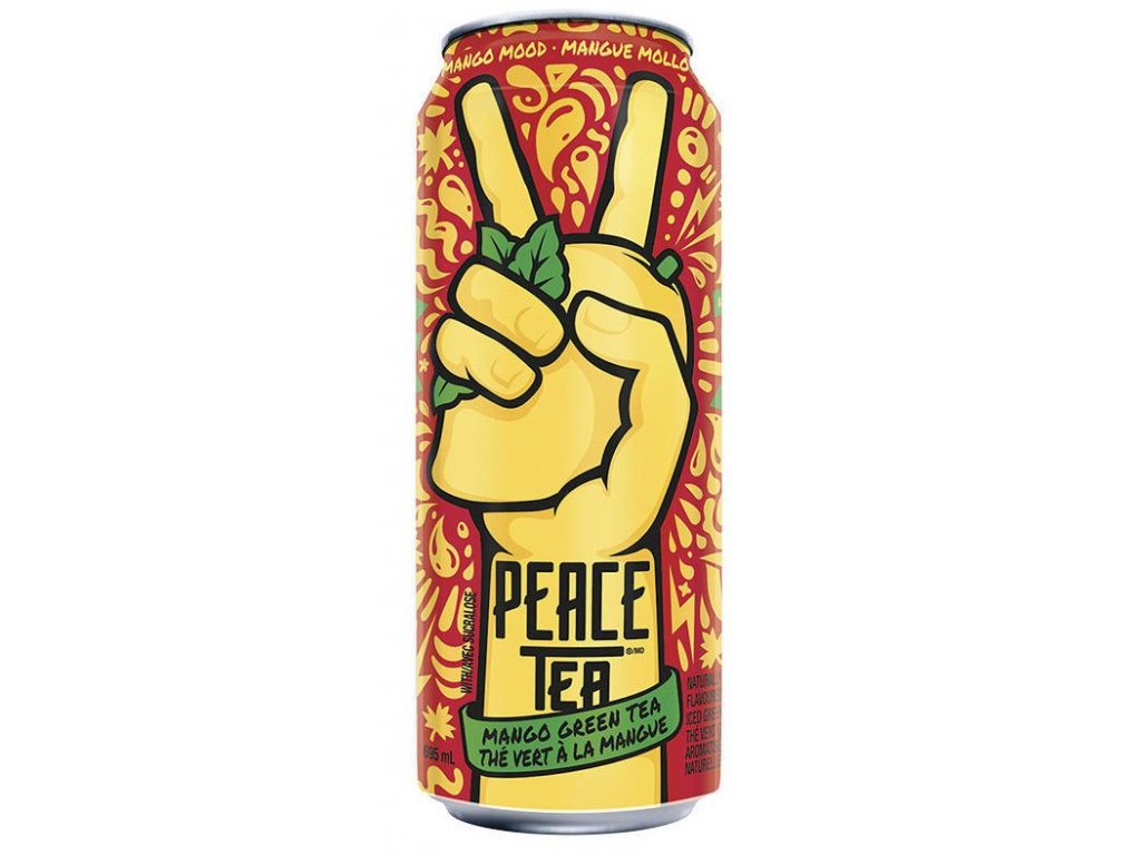 Peace Tea Mango Mood Gree Tea 695ml