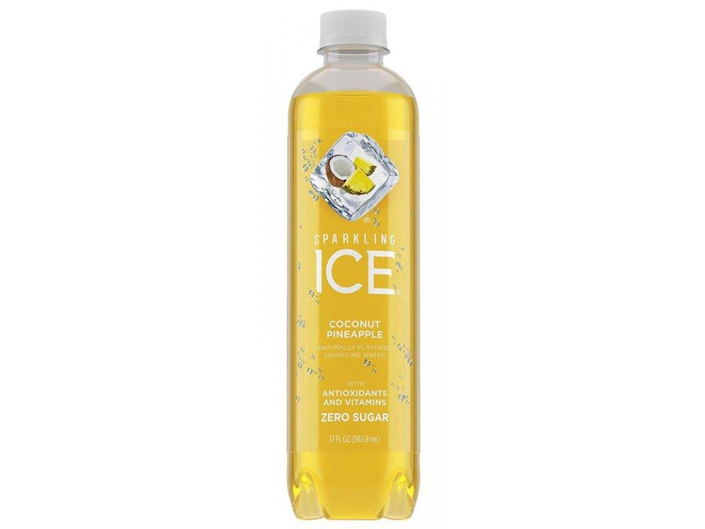 Sparkling ICE Coconut Pineapple 502.8ml