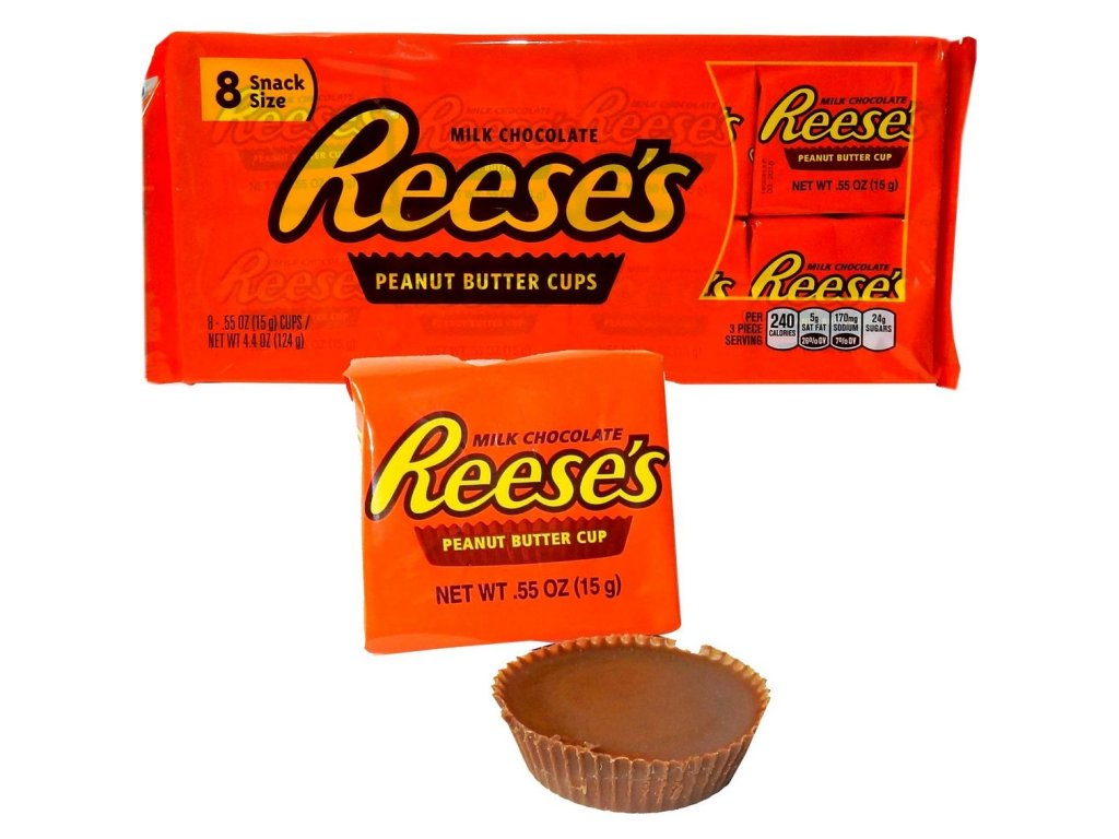 Reese's Peanut Butter Cups 124g