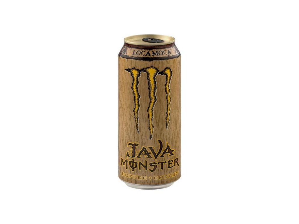Monster Energy JAVA Loca Moca 443ml