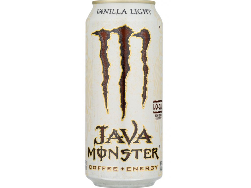 Monster Energy JAVA Vanilla Light 443ml
