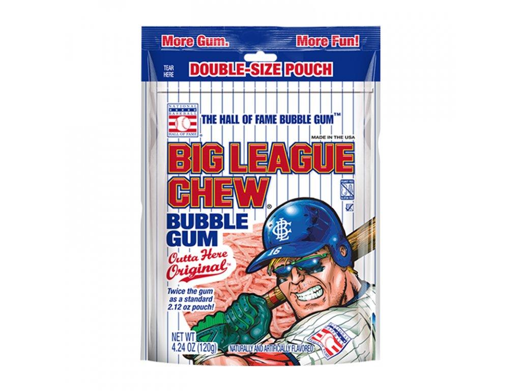 Big League Chew Original Bubble Gum 120g
