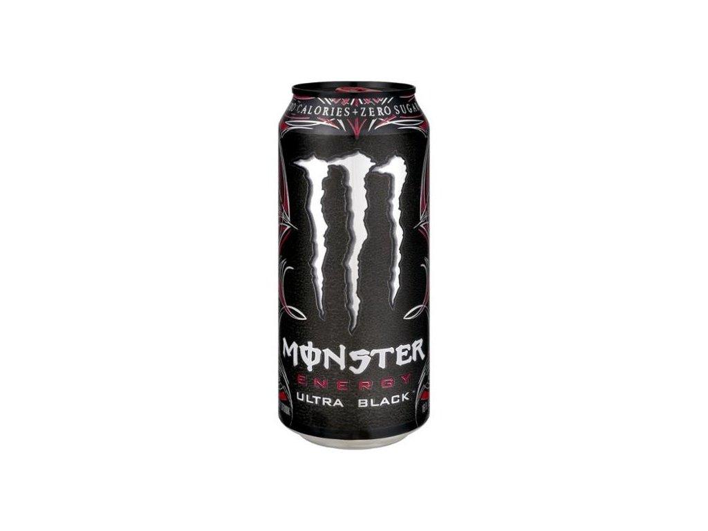 Monster Energy Ultra Black 473ml