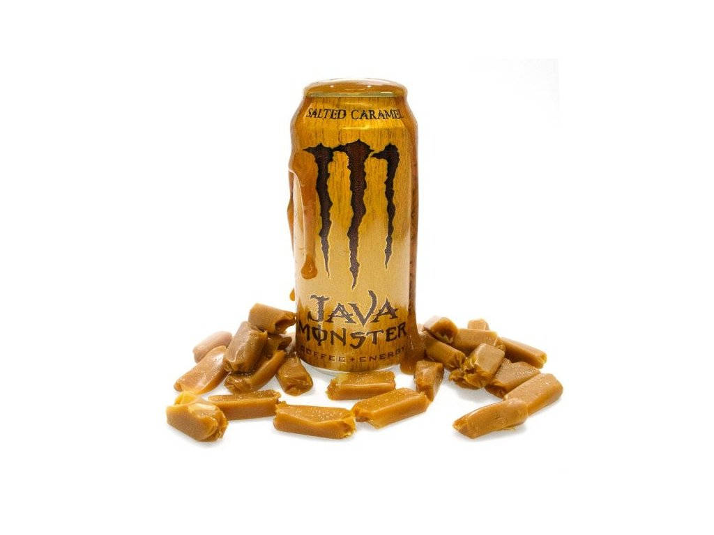 Monster Energy JAVA Salted Caramel 443ml