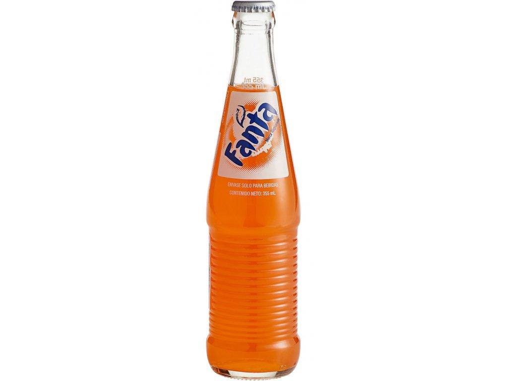Mexican Fanta Orange 355ml