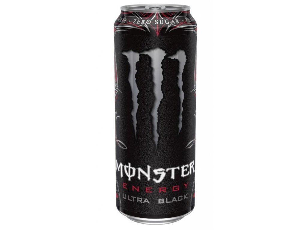 Monster Energy Ultra Black 500ml