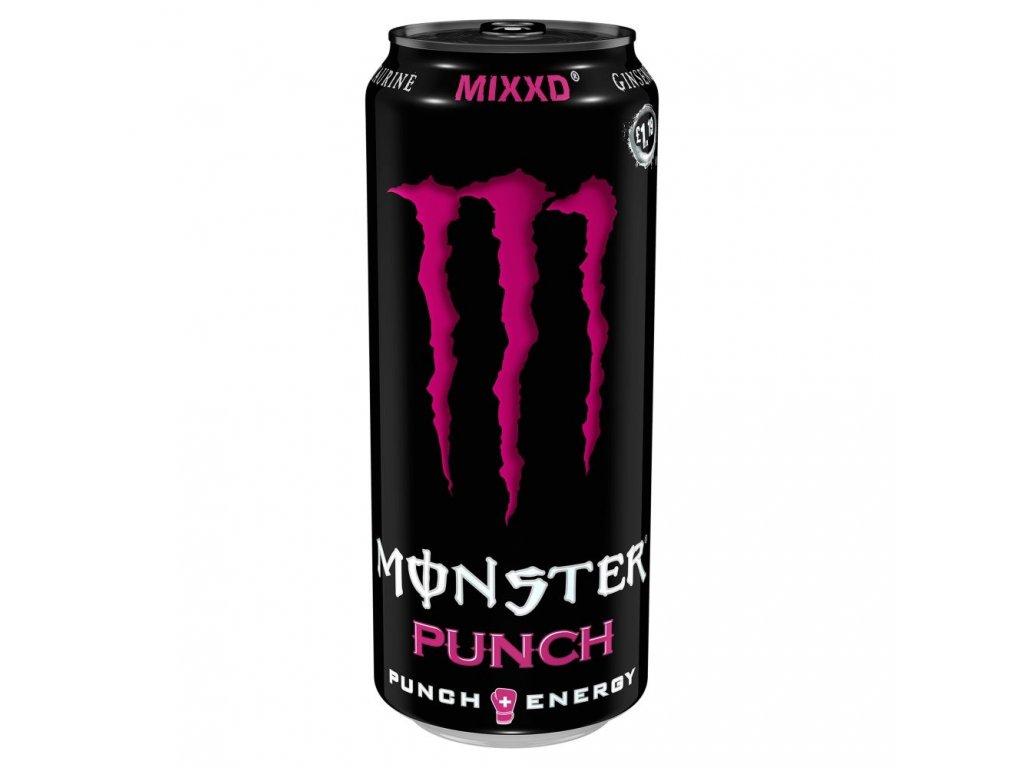 Monster Energy UK Punch Mixxd 500ml