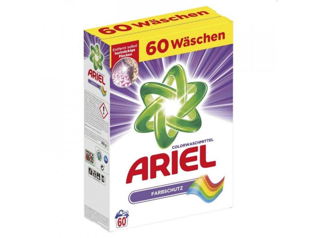 Ariel Color Farbschutz prášek na barevné prádlo 60 dávek 3,9kg