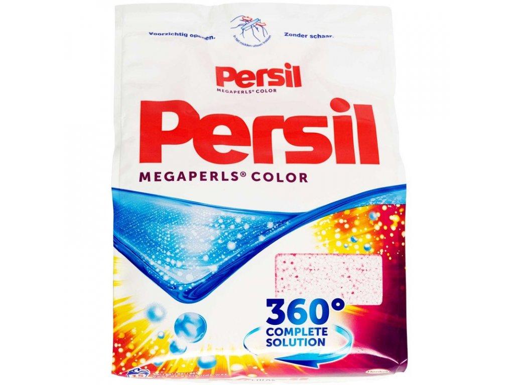 Persil Megaperls Color prášek na barevné prádlo 15 dávek 0,9kg