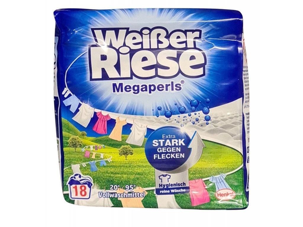 Weisser Riese Megapearls prášek 18 dávek 1,215kg