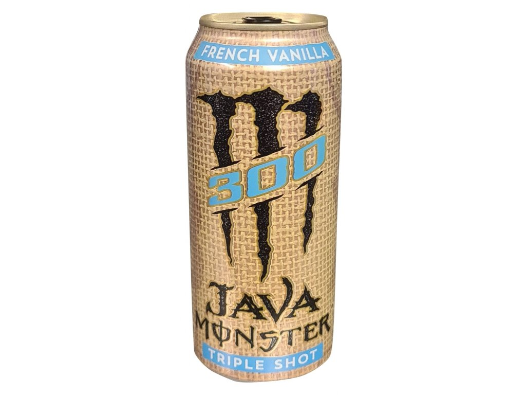 Monster Energy JAVA 300 Triple Shot French Vanilla 443ml