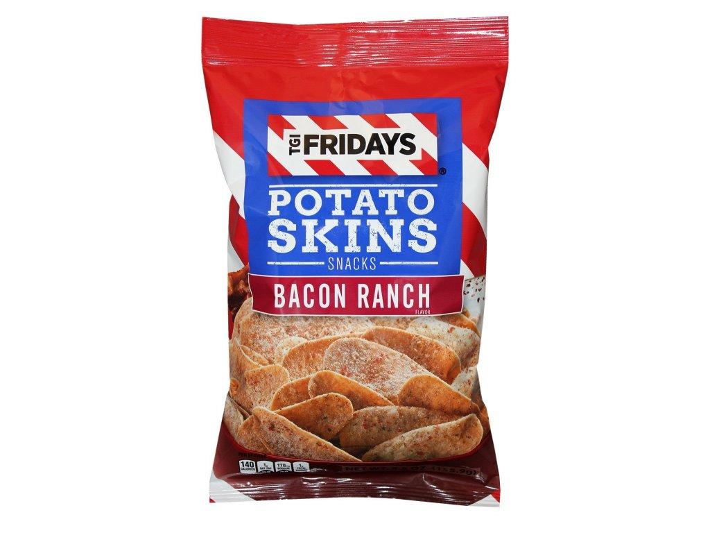 TGI Fridays Bacon Ranch Potato Skins 113.4g