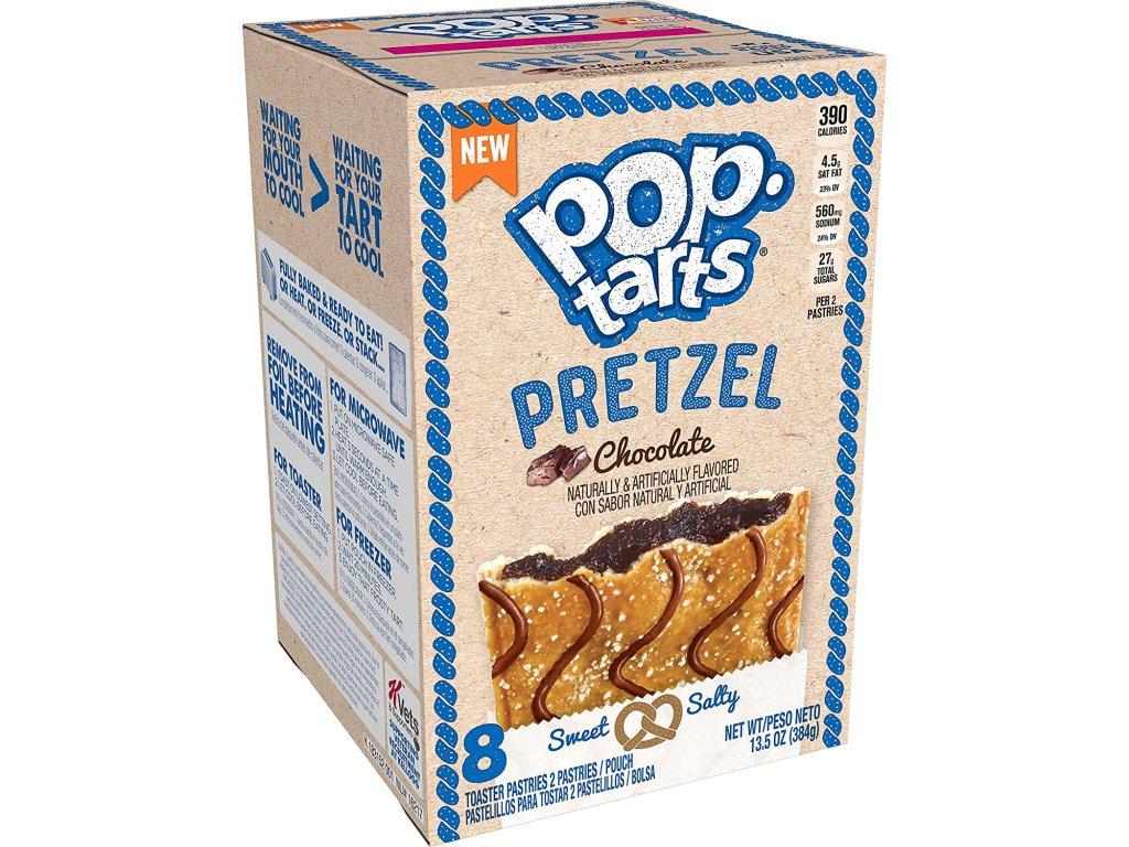 Pop Tarts Pretzel Chocolate 384g