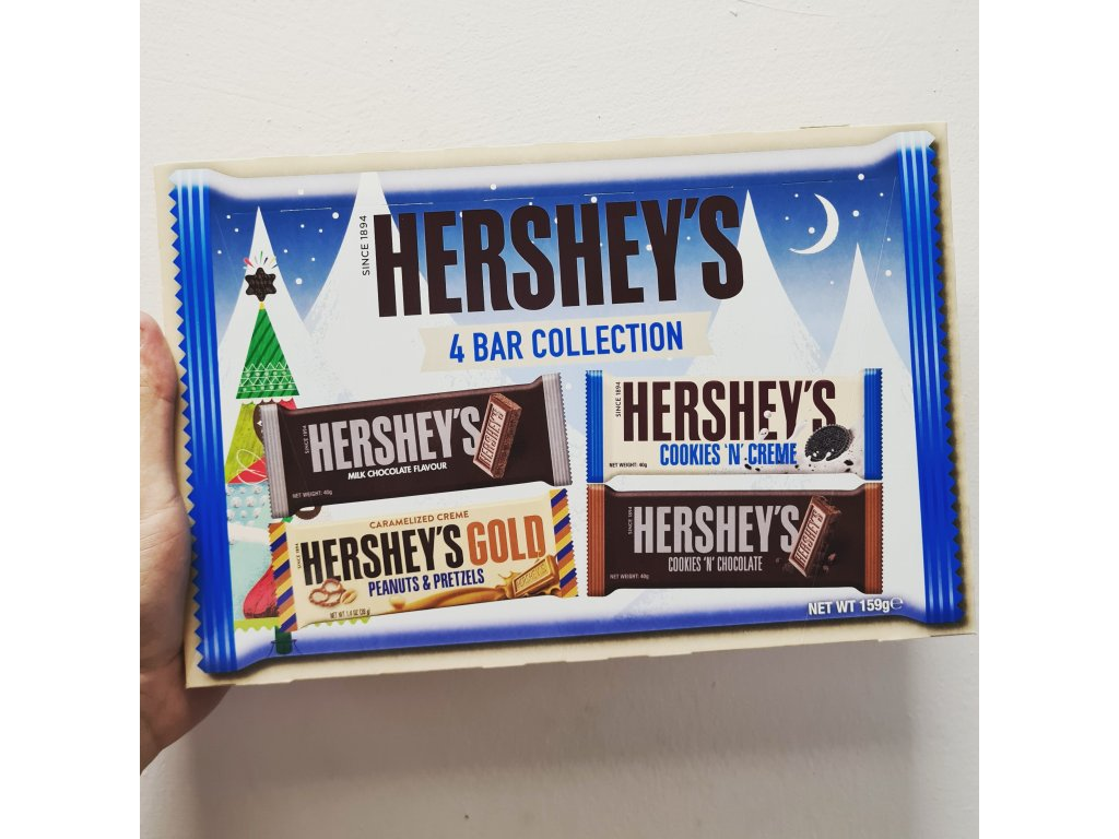 Hershey's 4 Bar Collection 159g