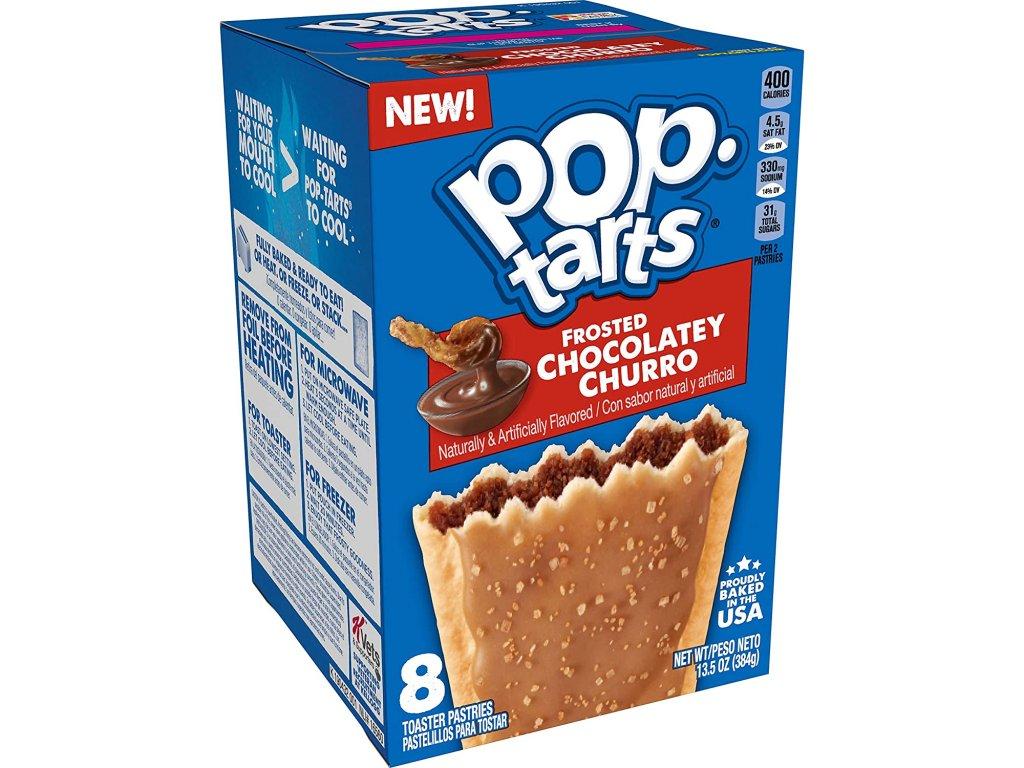 Pop Tarts Frosted Chocolatey Churro 384g