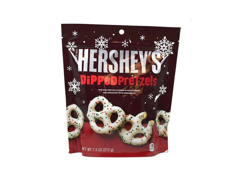 Hershey's Christmas Dipped Pretzels 212g