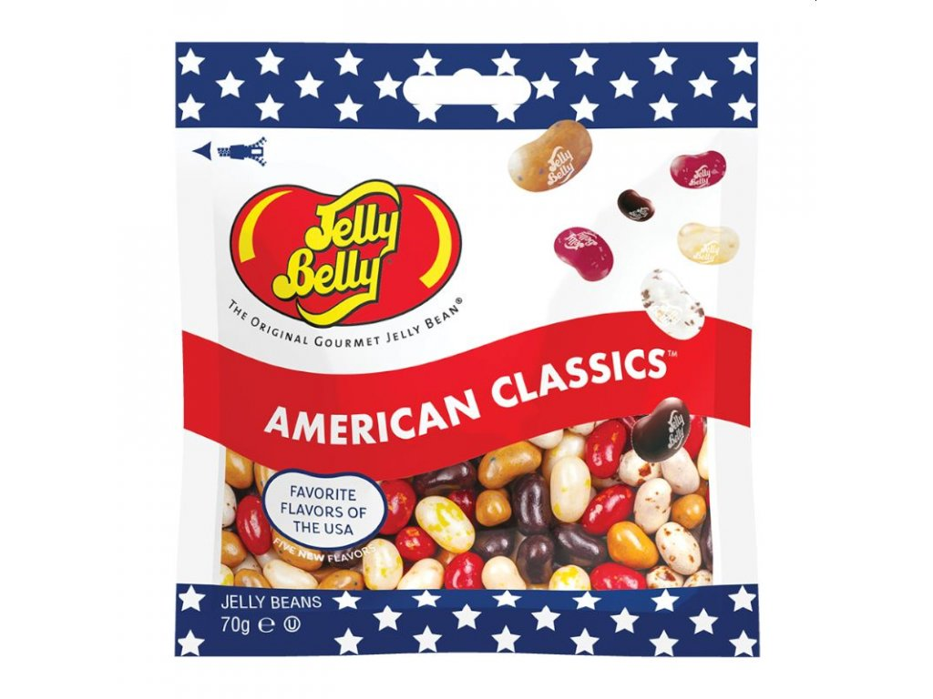 Jelly Belly Jelly Beans American Classic 70g