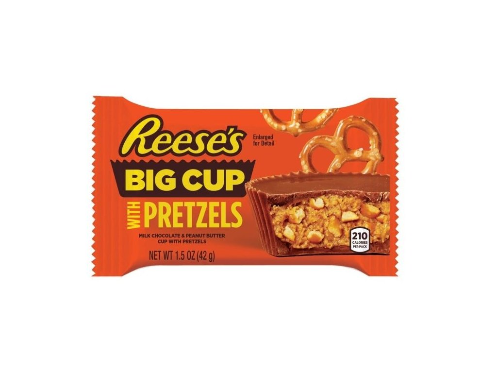 Reese's Big Cup with Pretzels 36g